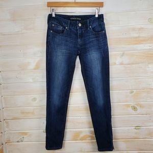 4/$30 Express Skinny Jeans Stella Ankle Legging